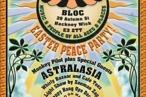 Whirl-y-Gig Easter Peace Party