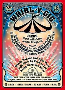 Whirl-y-Gig Feb-Jul 2008