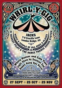 Whirl-y-Gig Sept-Nov 2008