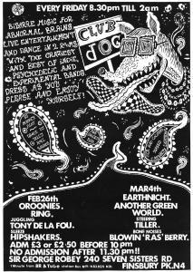 Club Dog Mar 1988
