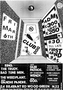 Club Dog Mar 1987