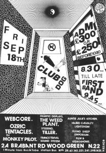 Club Dog Sept 1986