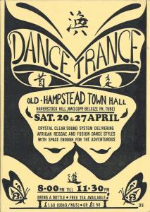 Dance Trance Apr 1985