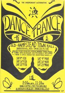 Dance Trance Feb-Mar 1985