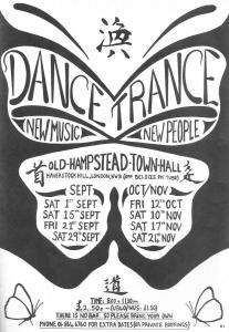 Dance Trance Sept-Nov 1984