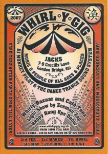 Whirl-y-Gig Feb-Jul 2007