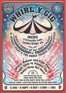 Whirl-y-Gig Aug-Dec 2007