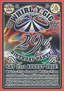 Whirl-y-Gig Aug 2010