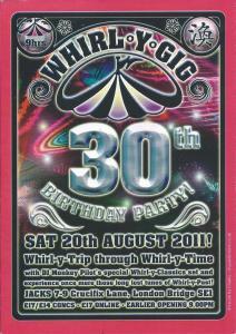 Whirl-y-Gig Aug 2011