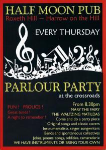 Parlour Party Oct 2008