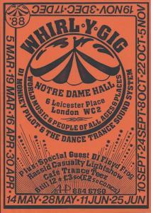 Whirl-y-Gig Mar-Dec 1988
