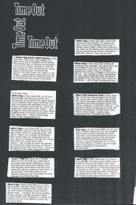 Time Out 1990