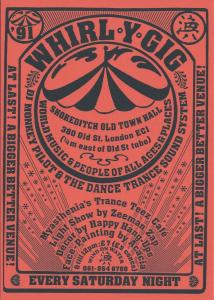Whirl-y-Gig Jan -Dec 1991