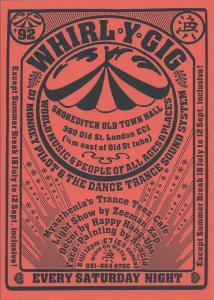 Whirl-y-Gig Jan-Dec 1992