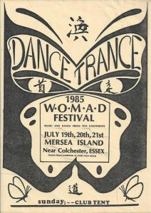 Dance Trance WOMAD 1985