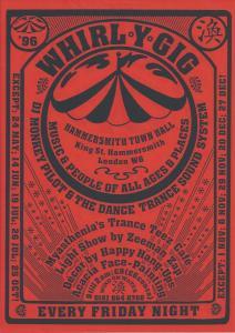 Whirl-y-Gig Apr-Dec (-Mar) 1996