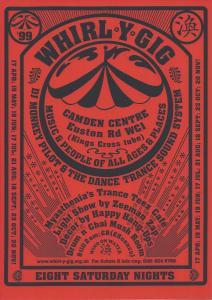 Whirl-y-Gig Apr-Nov 1999