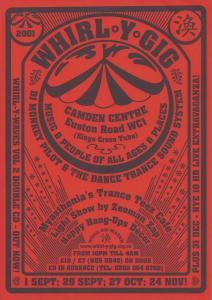 Whirl-y-Gig Sept-Dec  2001