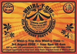 Whirl-y-Gig Aug 2002