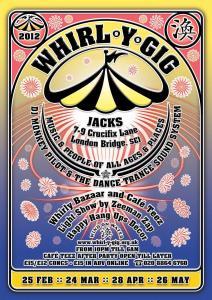 Whirl-y-Gig Feb-May-2012