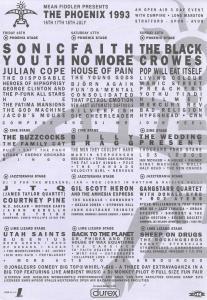 Whirl-y-Gig Pheonix Festival Jul 1993