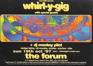 Whirl-y-Gig The Forum October 1997