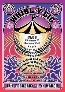 Whirly-y-Gig Feb-Mar 2018